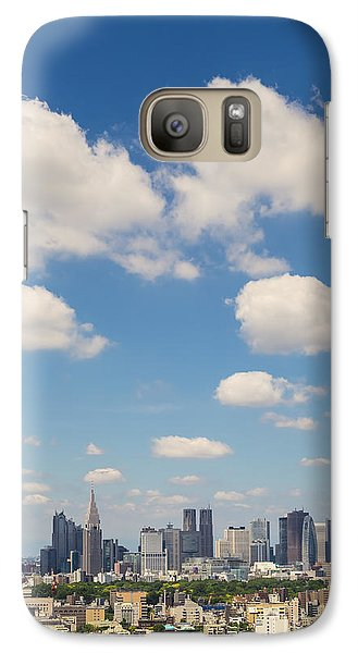 Tokyo 31 Galaxy S7 Case by Tom Uhlenberg