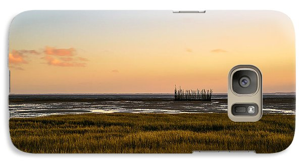 Galaxy Case featuring the photograph Touch The Sky by Thierry Bouriat