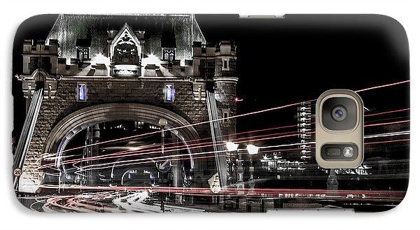 Tower Bridge London Galaxy Case by Martin Newman