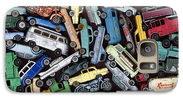 Traffic Jam Galaxy S7 Case by Tim Gainey