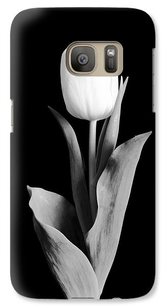 Tulip Galaxy Case by Sebastian Musial