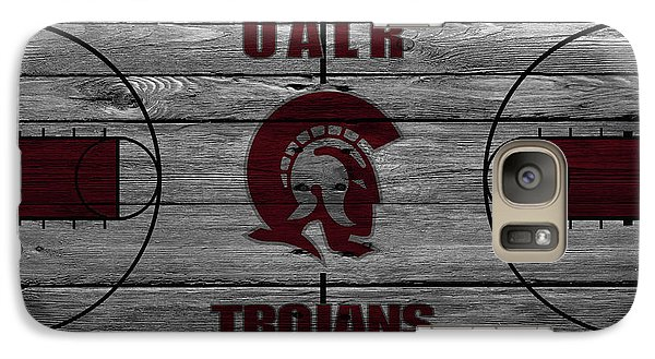 University Of Arkansas At Little Rock Trojans Galaxy S7 Case by Joe Hamilton