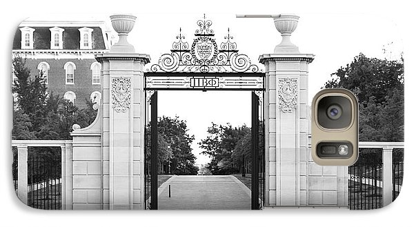 University Of Arkansas Centennial Gate Galaxy Case by University Icons