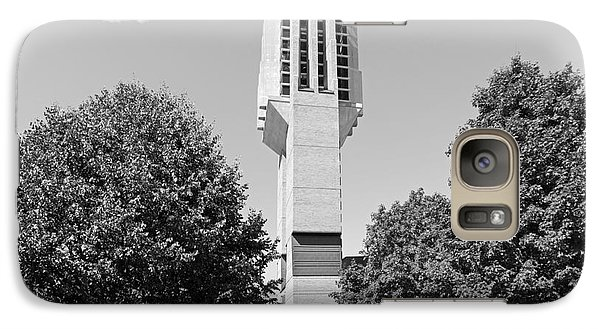 University Of Michigan Lurie Bell Tower Galaxy Case by University Icons