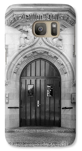 University Of Notre Dame Dillon Hall Galaxy Case by University Icons