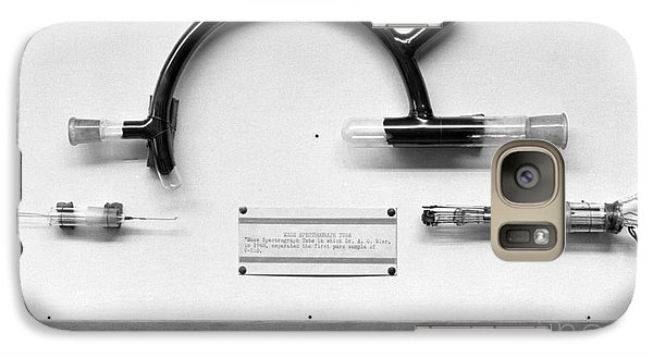 Uranium Separation Equipment, 1950s Galaxy Case by Emilio Segre Visual Archives/american Institute Of Physics