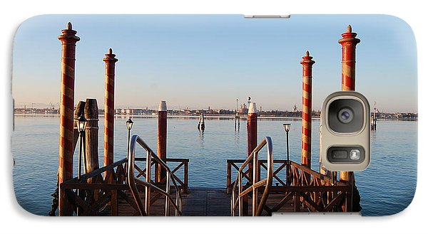 Venice  Galaxy S7 Case by C Lythgo