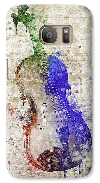 Violin Galaxy Case by Aged Pixel