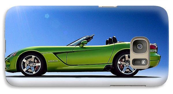 Viper Roadster Galaxy S7 Case by Douglas Pittman