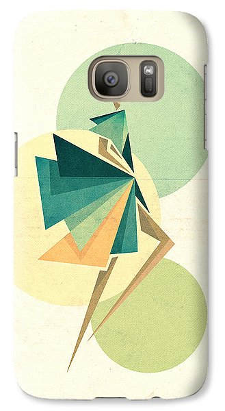 Walk The Walk Galaxy Case by VessDSign