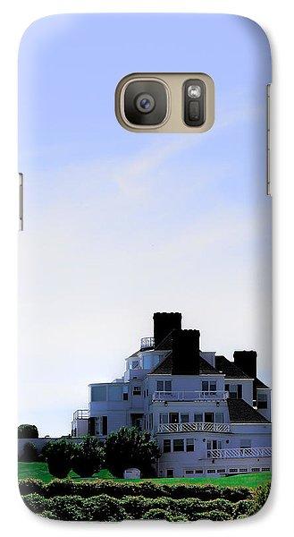 Watch Hill  Galaxy Case by Tom Prendergast