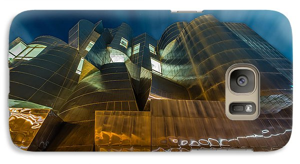 Weisman Art Museum Galaxy S7 Case by Mark Goodman