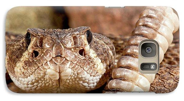 Western Diamondback Rattlesnake Galaxy Case by David Northcott