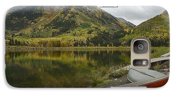Whitehouse Mountain Galaxy Case by Idaho Scenic Images Linda Lantzy