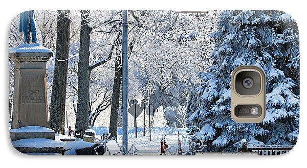 Whitehouse Village Park  7360 Galaxy Case by Jack Schultz