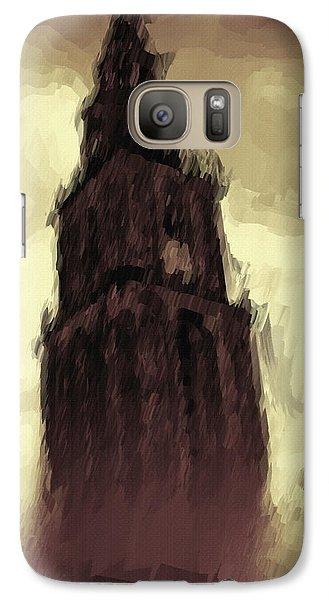 Wicked Tower Galaxy S7 Case by Ayse Deniz