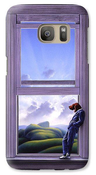 Window Of Dreams Galaxy S7 Case by Jerry LoFaro
