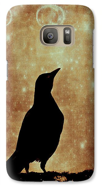 Wish You Were Here 2 Galaxy S7 Case by Carol Leigh
