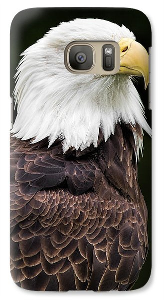 With Dignity Galaxy S7 Case by Dale Kincaid