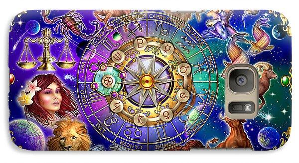 Zodiac Galaxy S7 Case by Ciro Marchetti