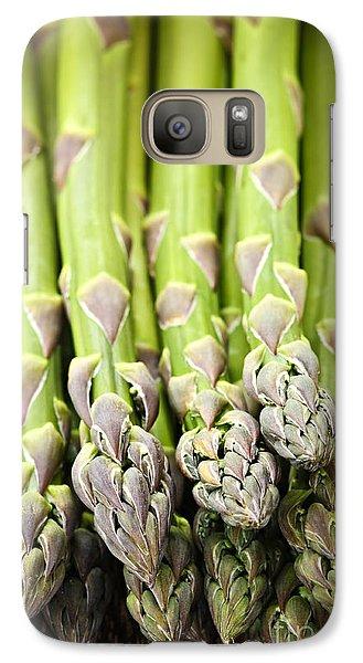 Asparagus Galaxy Case by Elena Elisseeva
