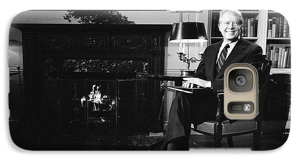 Jimmy Carter (1924- ) Galaxy Case by Granger