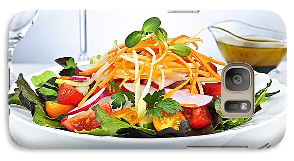 Garden Salad Galaxy Case by Elena Elisseeva