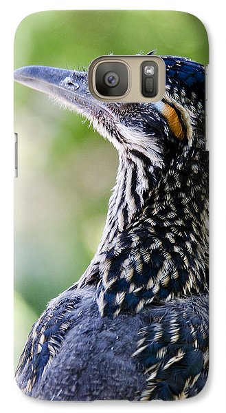 Greater Roadrunner  Galaxy S7 Case by Saija  Lehtonen