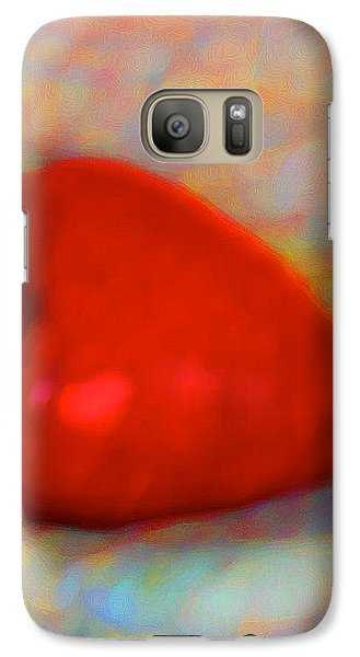 Galaxy Case featuring the digital art Abundant Love by Richard Laeton