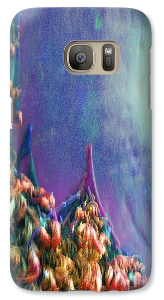 Galaxy Case featuring the digital art Ancesters by Richard Laeton