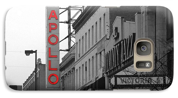 Apollo Theater In Harlem New York No.1 Galaxy Case by Ms Judi