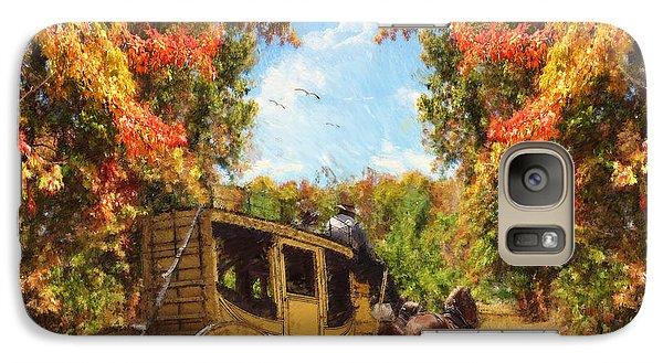 Autumn's Essence Galaxy S7 Case by Lourry Legarde