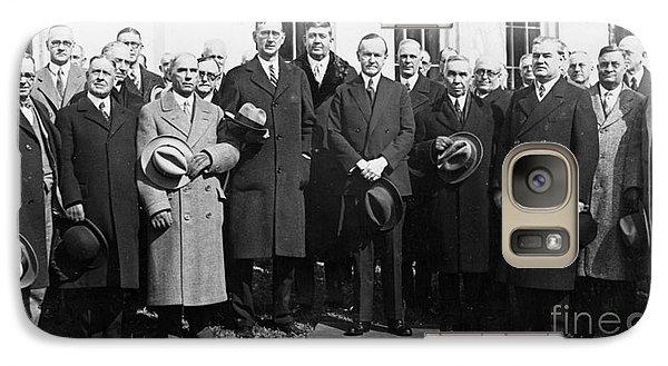 Coolidge: Freemasons, 1929 Galaxy Case by Granger