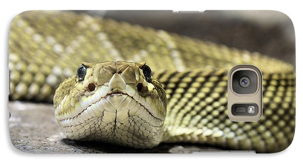Crotalus Basiliscus Galaxy S7 Case by JC Findley