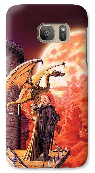 Dragon Lord Galaxy S7 Case by The Dragon Chronicles - Robin Ko
