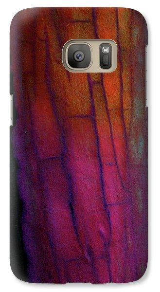 Galaxy Case featuring the digital art Enter by Richard Laeton