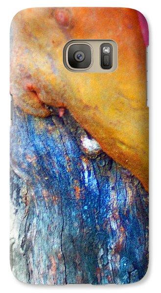 Galaxy Case featuring the digital art Ganesh by Richard Laeton