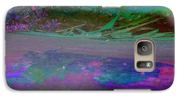 Galaxy Case featuring the digital art Grow by Richard Laeton