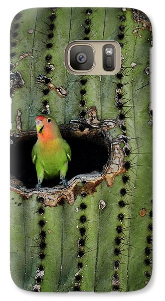 Home Sweet Home  Galaxy S7 Case by Saija  Lehtonen