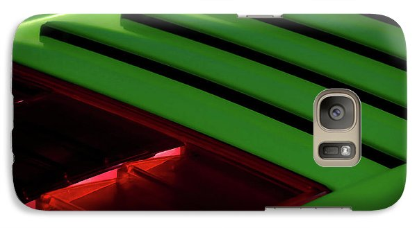 Lime Light Galaxy Case by Douglas Pittman