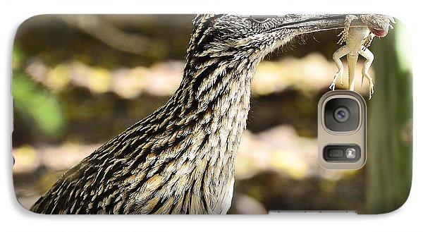 Lunch Anyone Galaxy S7 Case by Saija  Lehtonen