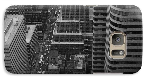 Manhattan Galaxy Case by Naxart Studio