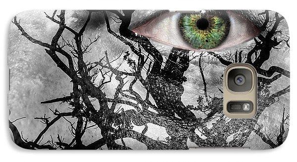 Medusa Tree Galaxy S7 Case by Semmick Photo