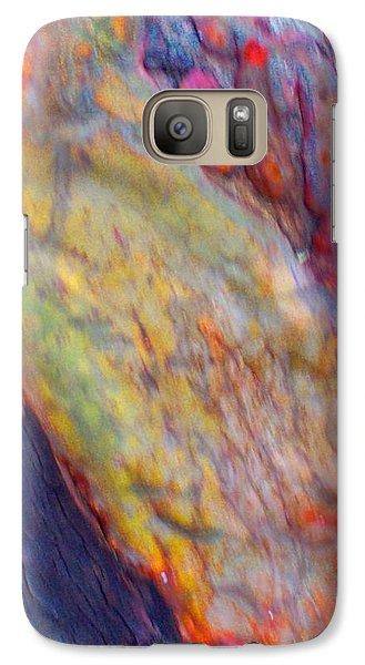 Galaxy Case featuring the digital art Mystics Of The Night by Richard Laeton