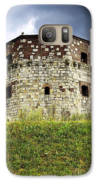 Nebojsa Tower In Belgrade Galaxy S7 Case by Elena Elisseeva