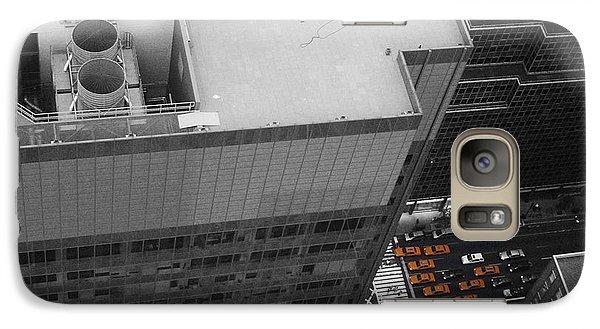 New York Cabs Galaxy S7 Case by Naxart Studio