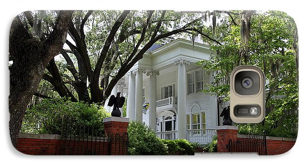 Southern Living Galaxy Case by Karen Wiles
