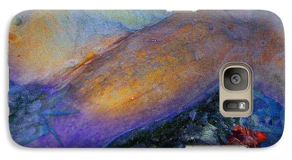 Galaxy Case featuring the digital art Spirit's Call by Richard Laeton