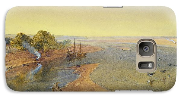 The Ganges Galaxy S7 Case by William Crimea Simpson