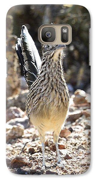 The Greater Roadrunner  Galaxy S7 Case by Saija  Lehtonen